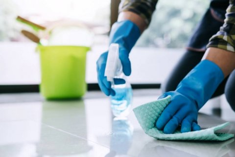 Société pour nettoyage de fin de chantier à Limonest
