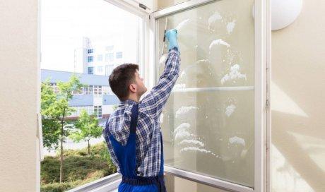 Entreprise pour nettoyage de vitres pour particulier ou professionnel à Limonest