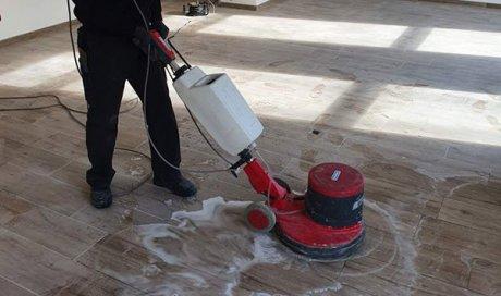 Nettoyage de fin de chantier à Limonest